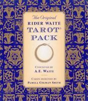 The Original Rider Waite Tarot Pack by Arthur Edward Waite Paperback Book 97