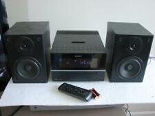 Sony Cmt-Bx20i Micro Shelf Compact iPod Mp3 Cd Am Fm Radio Hi-Fi Stereo System