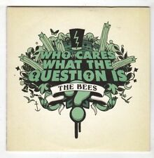 (HB788) The Bees, Who Cares What The Question Is? - 2007 DJ CD
