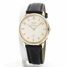 Longines Vintage 1970s Gold Filled Watch