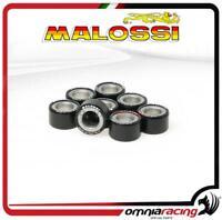 Malossi 8 rulli HTroll d= 25x14.9 gr.18 Yamaha Tmax 530 2012>2016/500 2001>2011