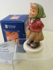 "Goebel Hummel ""Clear As A Bell"" 3-3/4"" Germany Collectors Club #1994 w/ Box"