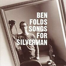 FREE US SHIP. on ANY 2 CDs! ~Used,VeryGood CD Ben Folds: Songs For Silverman Dua
