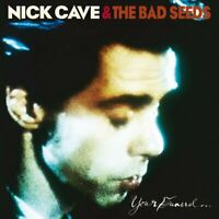 NICK CAVE & THE BAD SEEDS Your Funeral... My Trial 2009 Remastered CD + DVD NEW