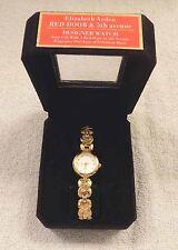 Vintage Elizabeth Arden RED DOOR & 5th Avenue Ladies Designer Watch   FREE SHIP