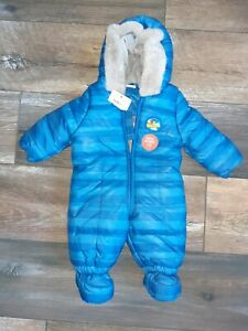 Schneeanzug Baby Newborn 50/56