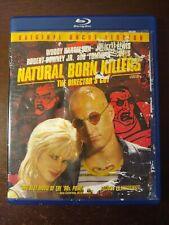 Natural Born Killers: The Director's Cut (Blu-ray) *Artwork has Wear*