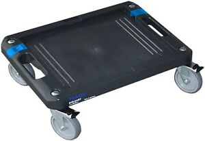 TANOS SYS CART Rollbrett RB SYS TL anthrazit / blau für Systainer Classic TLoc