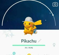 Pokemon go 💥💥shiny  Explorer Pikachu💥💥  !!