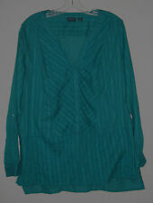 westbound 100% Cotton Long Sleeve Tunic Size XL