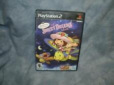 Strawberry Shortcake: The Sweet Dreams Game (Sony PlayStation 2, 2006)