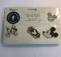 DS - Mickey Mouse Memories - November - Set Disney Pin LE (B)
