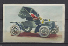 Ford Doctor's Car 1905 Vintage 1950s Dutch Trading Card No.90