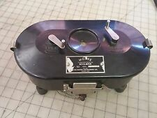 VINTAGE Morse G-3 16mm & 35mm Film Developing Tank Darkroom