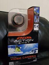 Acción de disparo de cámara de vídeo digital (vídeos, fotos, editar/Share)