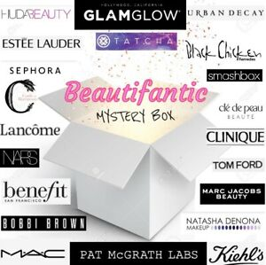 Beauty Box🎁YOU WILL RECEIVE OVER $200 OF PREMIUM AUTHENTIC HIGH END MAKEUP!