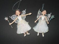 PAIR HANGING FAIRY ROOM DECORATIONS