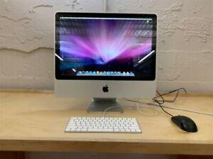 "20"" iMac (2007) 2 GHz - 250 MB HD - 4 GB Ram -DVD/CD Drive"