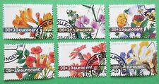 Nederland NVPH 2164 - 2169 Zomerzegels bloemen 2003 gestempeld