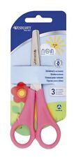 Westcott E21591 00 Kids Scissor Witch Cmscale Blunt Tip 513 Cm Pink