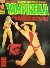 Vampirella Magazine 102 strict NM- Pantha St.Knight The Fox, Perseus and Alicia!