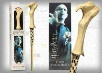 Harry Potter Varita Mágica de Lord Voldemort con Señal Texto Original en Noble