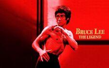 Bruce Lee Poster Length: 800 mm Height: 500 mm SKU: 3128