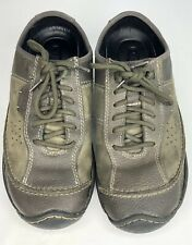 Keen 1002906 Mens Size 8 US Brown Leather Laced Oxford Hiking Shoes