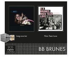 BB Brunes - Long Courrier + Nico Teen Love - CD - Set - NEU
