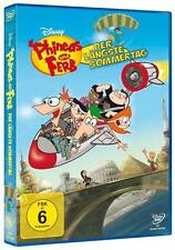 Phineas und Ferb - Der Längste Sommer DVD Disney