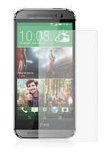 6 New Brand GENUINE Membrane Screen Protectors Protect for HTC One M8