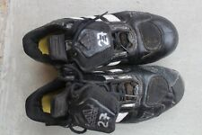 MIKE CAMERON GAME USED CHICAGO WHITE SOX MINOR LEAGUE SPIKES
