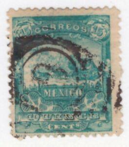 Mexico,1895,Scott#286,15c,unwmk,used