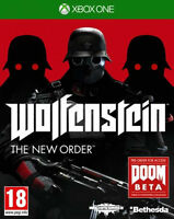 Wolfenstein: The New Order (Xbox One) MINT - 1st Class Delivery