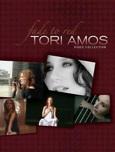 Tori Amos DVD Fade To Red - 2006 Music Video singles Collection - ALL REGION