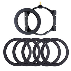 Walkingway Camera filter adapter holder&ring 67/72/77/82/86mm for Cokin Z series