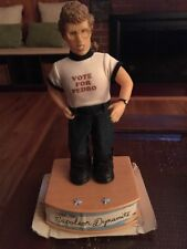 Rare 2005 DANCING NAPOLEON DYNAMITE Dances & Speaks Push Button Doll 15""