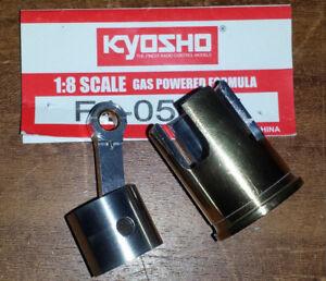 Kyosho - Gx15 PISTON & CYLINDER & ROD look at photos