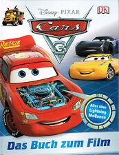 Disney: Cars 3 - Evolution, das Buch zum Kinofilm, Sachbuch, DK-Verlag, Neu