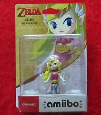 Zelda The Wind Waker amiibo Figur, The Legend of Zelda, Neu-OVP