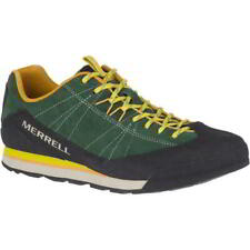 Merrell Catalyst Suede Mens Green Climbing Style Trainers Shoes Size UK 7-14