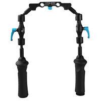 FOTGA DP3000 Adjustable Front Handle Hand Grip Clamp Block For 15mm Rod DSLR Rig