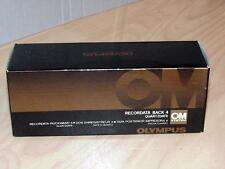 OLYMPUS OM RECORDATA BACK 4 NEW IN BOX