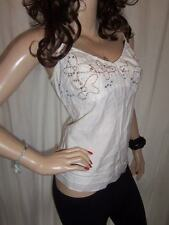 Per Una Linen Casual Sleeveless Tops & Shirts for Women