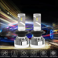 H7 CREE CSP LED Headlight Conversion Kit 1840W 276000LM Lamps Light Bulbs 6000K