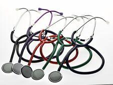 Single Head Stethoscope Medical EMT Nurse Doctor Vet Student Adult Size Purple