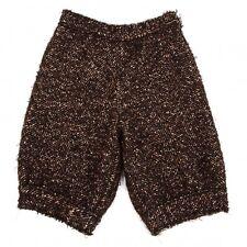 JUNYA WATANABE MAN PINK Wool Mohair Tweed Shorts Size S(K-44587)