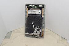 Warhammer 40k Eldar Oscuro urdimbre bestias (Fuera de imprenta, 3rd edición, caos demonio Hound)