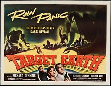 Target Earth 1954