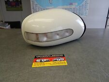 203 01-04 C230 C240 C55 C320 RIGHT Side View Mirror WHITE Color